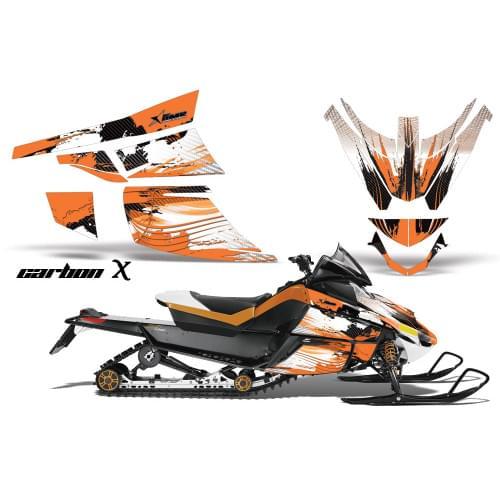 Комплект графики AMR Racing (Carbon X)