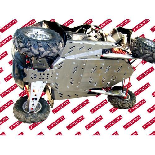 Комплект защиты днища для POLARIS RZR XP900